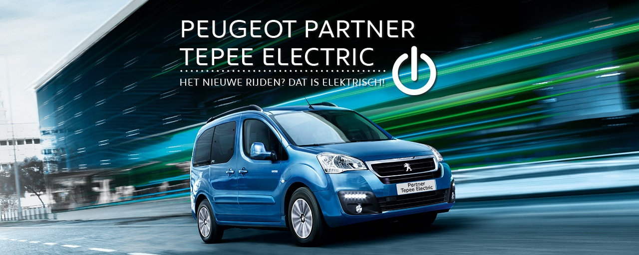 Partner Tepee Electric