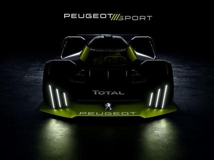 Peugeot Sport - WEC