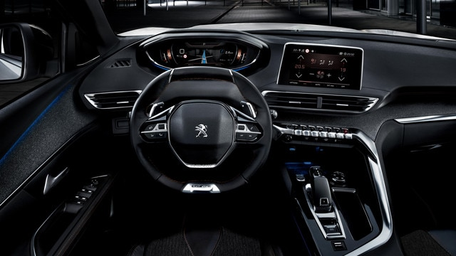 Nouveau SUV PEUGEOT 5008 GT Line : Nouveau Peugeot i-Cockpit®