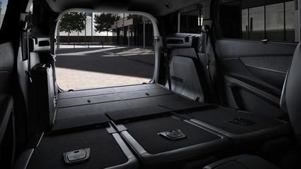 Nouveau SUV PEUGEOT 5008 GT Line : Coffre de grand volume