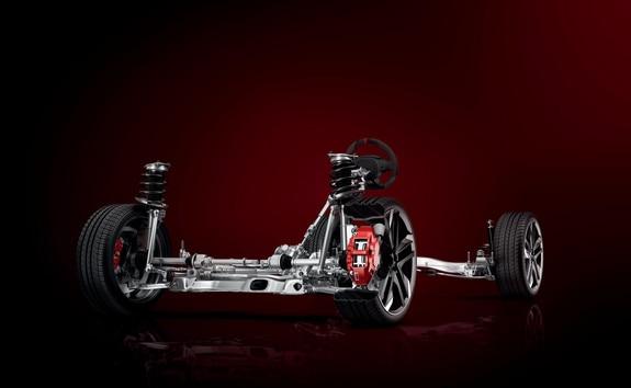 PEUGEOT 308 GTi by PEUGEOT SPORT suspensions
