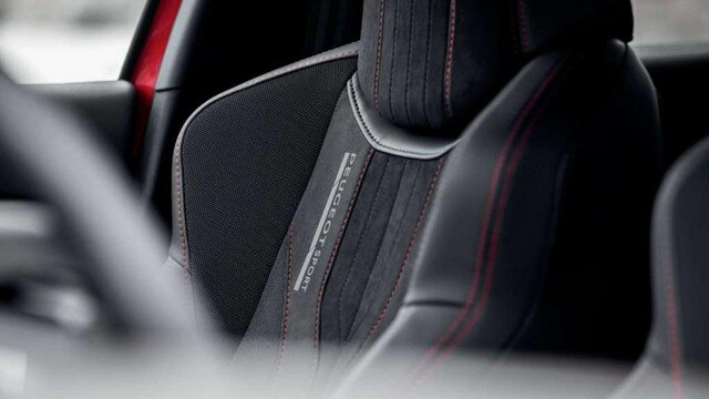 PEUGEOT 308 GTi by PEUGEOT SPORT - siège suir