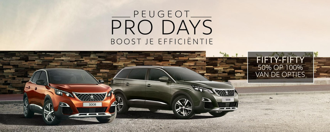 SUV Peugeot gamma