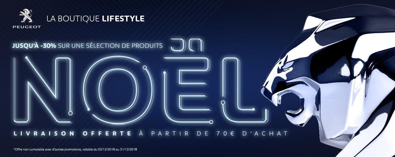 Noel Peugeot 2018