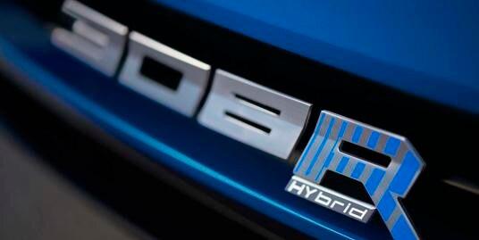 Peugeot Sport 308 RHY