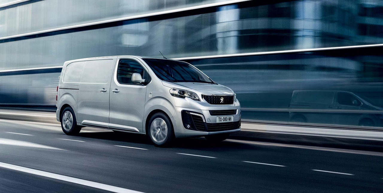 Peugeot Expert spécifications