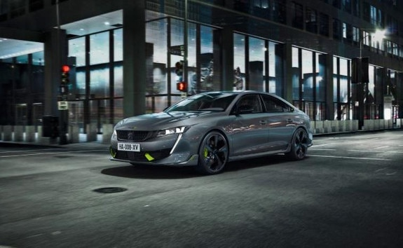 NEW 508 & 508 SW PEUGEOT SPORT ENGINEERED