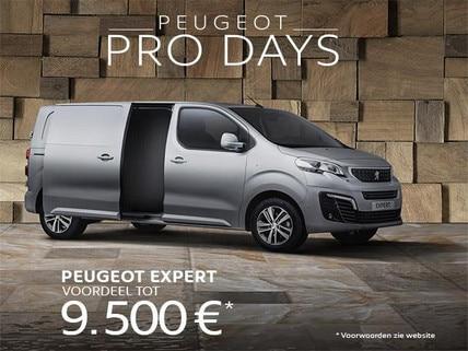 PRODAYS - PEUGEOT EXPERT