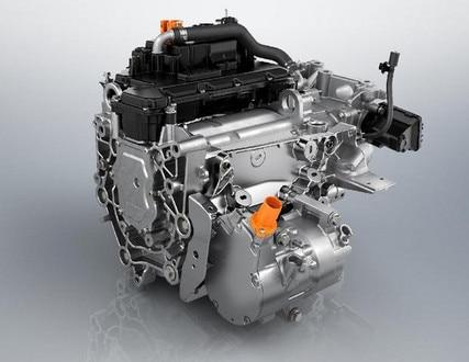 NIEUWE PEUGEOT e-Expert – Elektrische motor
