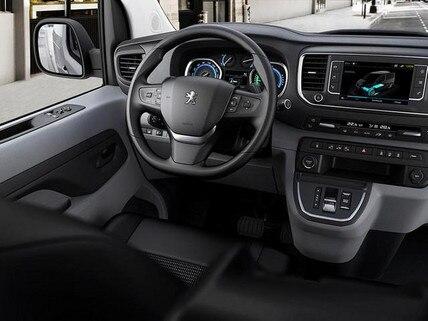 Nieuwe Peugeot e-Expert – nieuwe bestuurderscabine