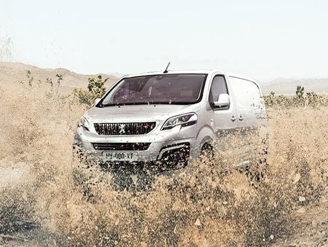 Transport tout-chemins Peugeot
