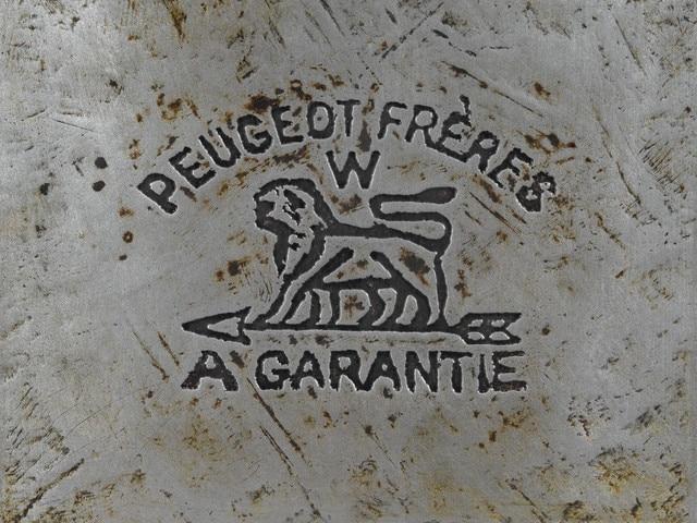PEUGEOT- 1810 - Begin van het industriële avontuur van Peugeot