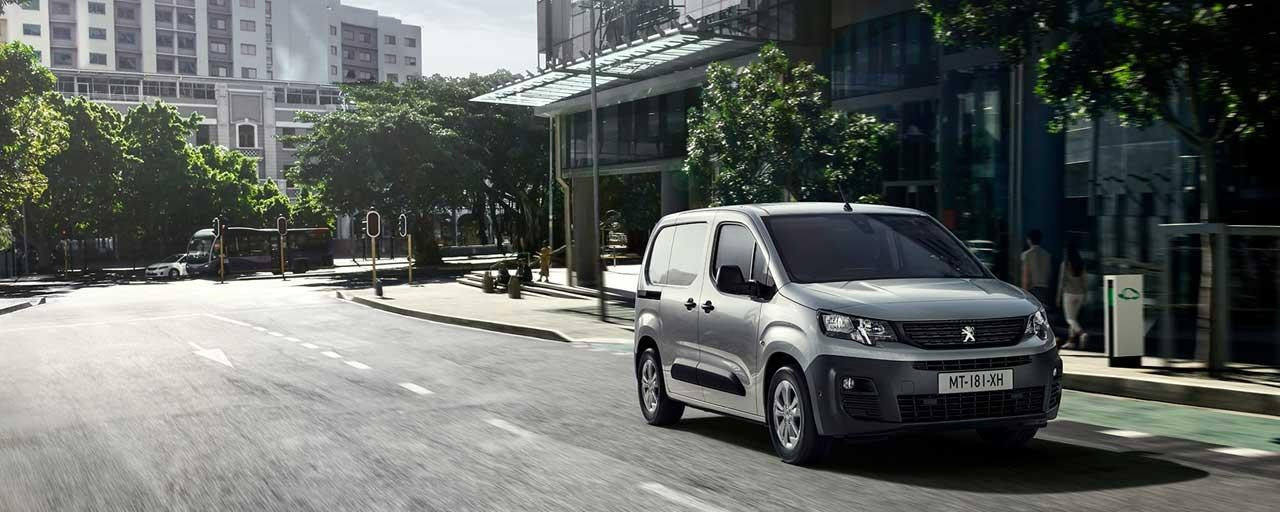 Ontdek de nieuwe Peugeot e-Partner
