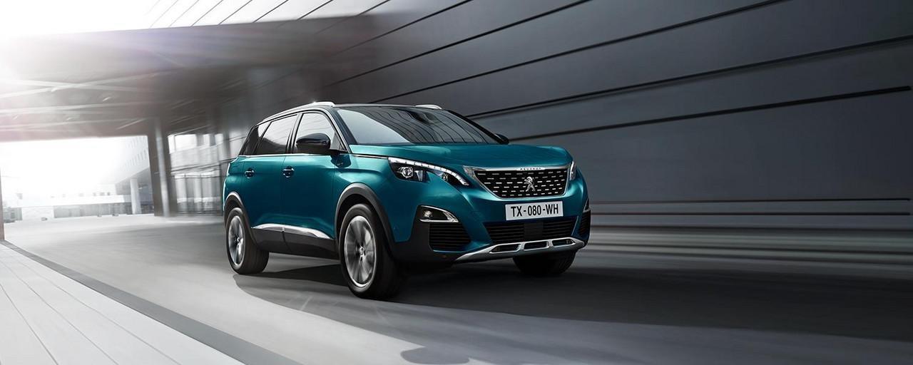 SUV Peugeot 5008: efficiënte motoren in PureTech-benzine of BlueHDi-diesel