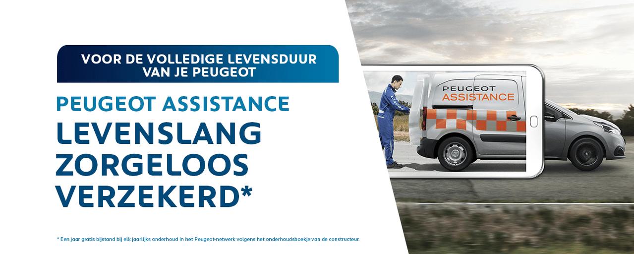 Slide APV Banner Peugeot Assurance