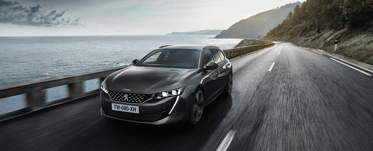 PEUGEOT 508 SW : le break haut de gamme au design percutant
