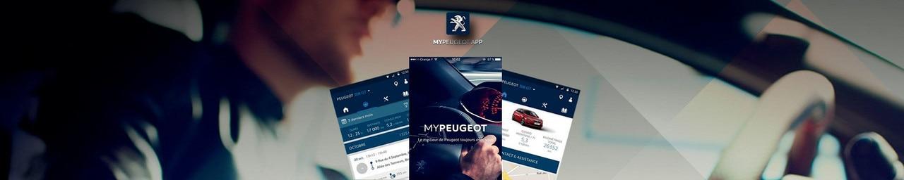 PEUGEOT 208 GTi : MyPeugeot APP