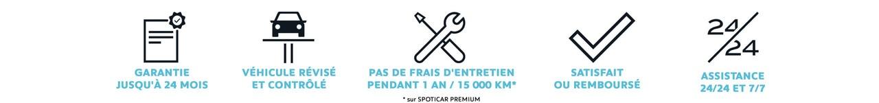 SPOTICAR - Le nouveau label de véhicules d'occasion PEUGEOT