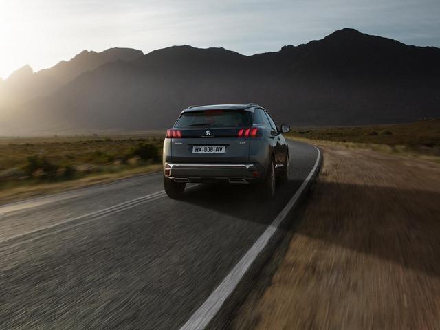 Nieuwe SUV Peugeot 3008 – Thermische motoren