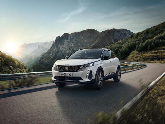 Nieuwe SUV Peugeot 3008 Hybrid – Hybridemotoren