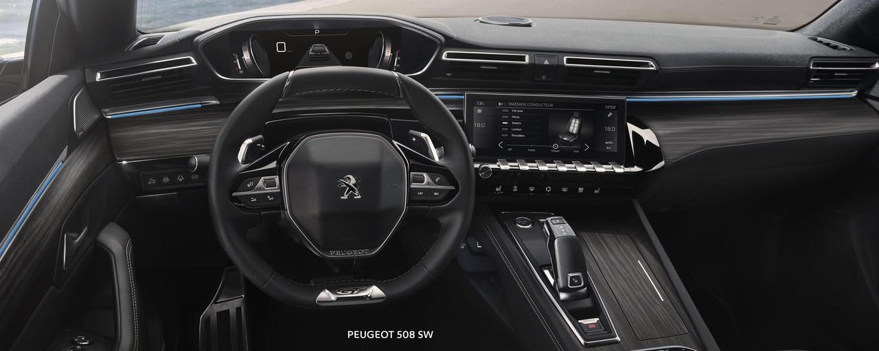 Peugeot 508 Plug-In Hybride