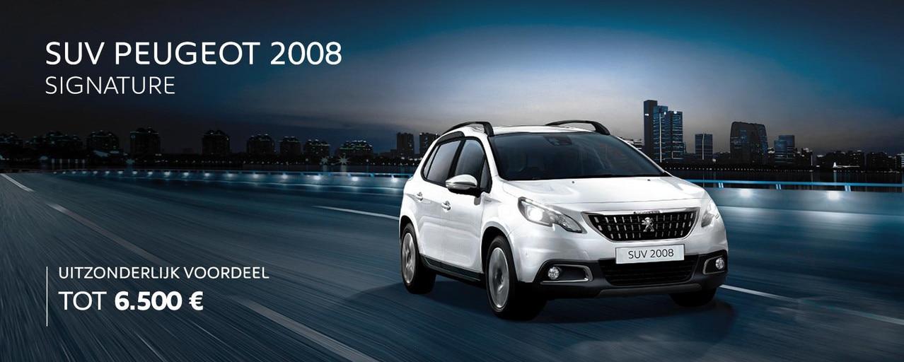 SUV Peugeot 2008 Signature