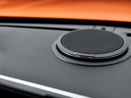 Nouveau SUV PEUGEOT 2008 : sonorisation Hi-Fi Focal®
