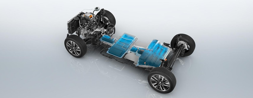 Peugeot - e-CMP PLATFORM