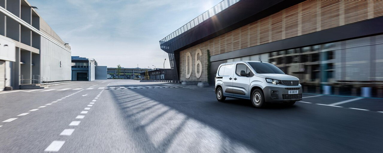 Peugeot Partner business