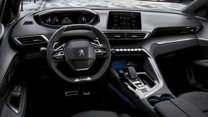 Nouveau SUV PEUGEOT 5008 GT : Nouveau Peugeot i-Cockpit®