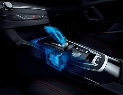PEUGEOT 308 GT Line : Boite de vitesses EAT8