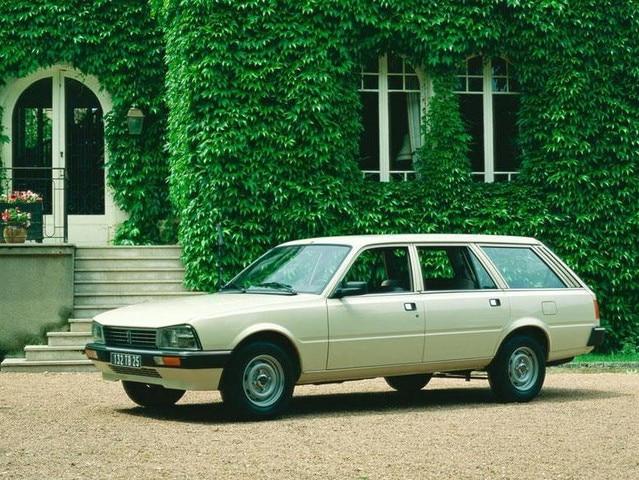Peugeot 5-serie