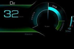 Mode eco-drive