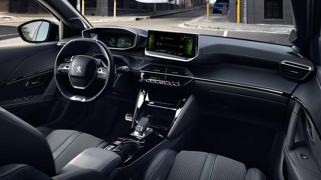 NOUVELLE PEUGEOT 208 – NOUVEAU PEUGEOT i-Cockpit® 3D