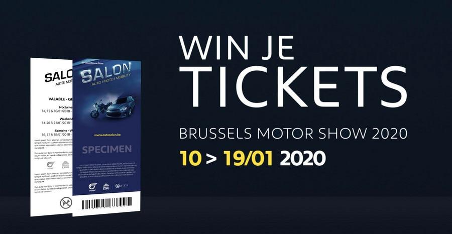 Peugeot at Brussels Motor Show 2020
