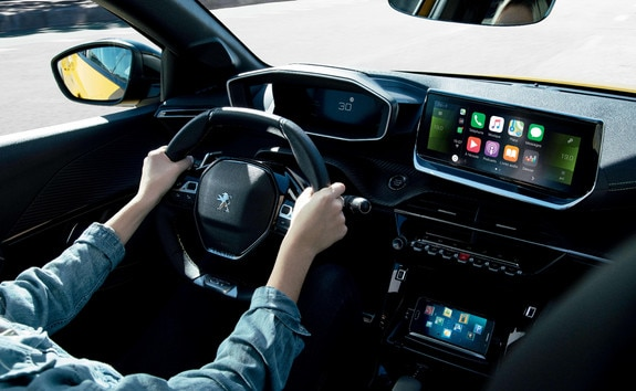 Peugeot 208 - De snelheid