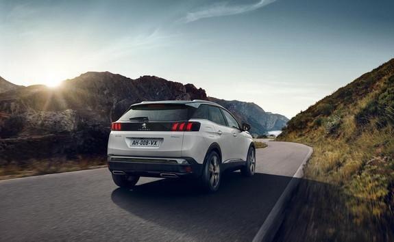 Nieuwe SUV Peugeot 3008 HYBRID – Remmen met energierecuperatie