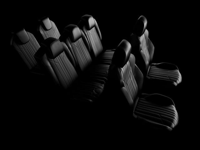 Nouveau SUV PEUGEOT 5008 : Sièges modulables