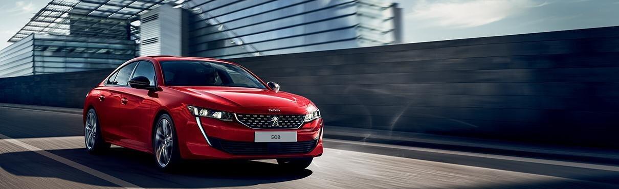 Presentatie berlines Peugeot-gamma