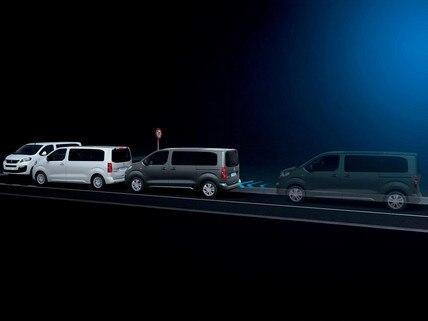 PEUGEOT Traveller Business : Active Safety Brake
