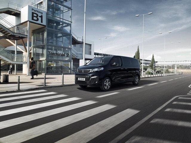 PEUGEOT e-traveller Business VIP – Motorisation 100% électrique