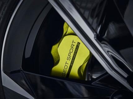 Etrier de frein Concept 508 PEUGEOT SPORT ENGINEERED