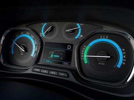 Nouveau PEUGEOT e-Traveller - Nouveau combiné spécifique électrique