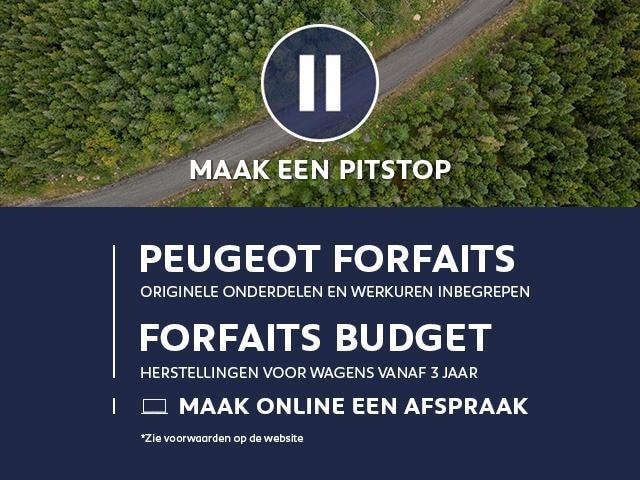 Forfaits Peugeot