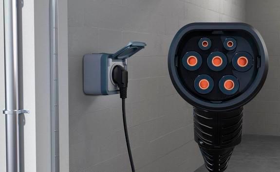 Gewoon stopcontact
