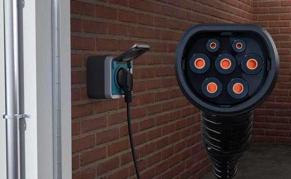 Speciaal stopcontact