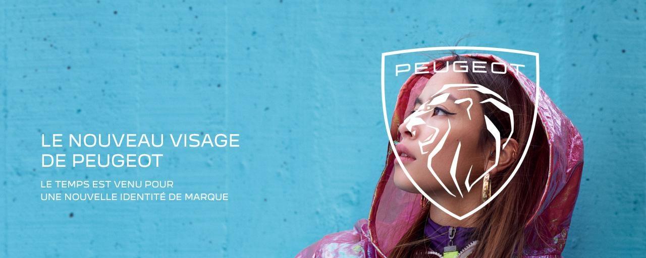 PEUGEOT - NOUVELLE IMAGE DE MARQUE