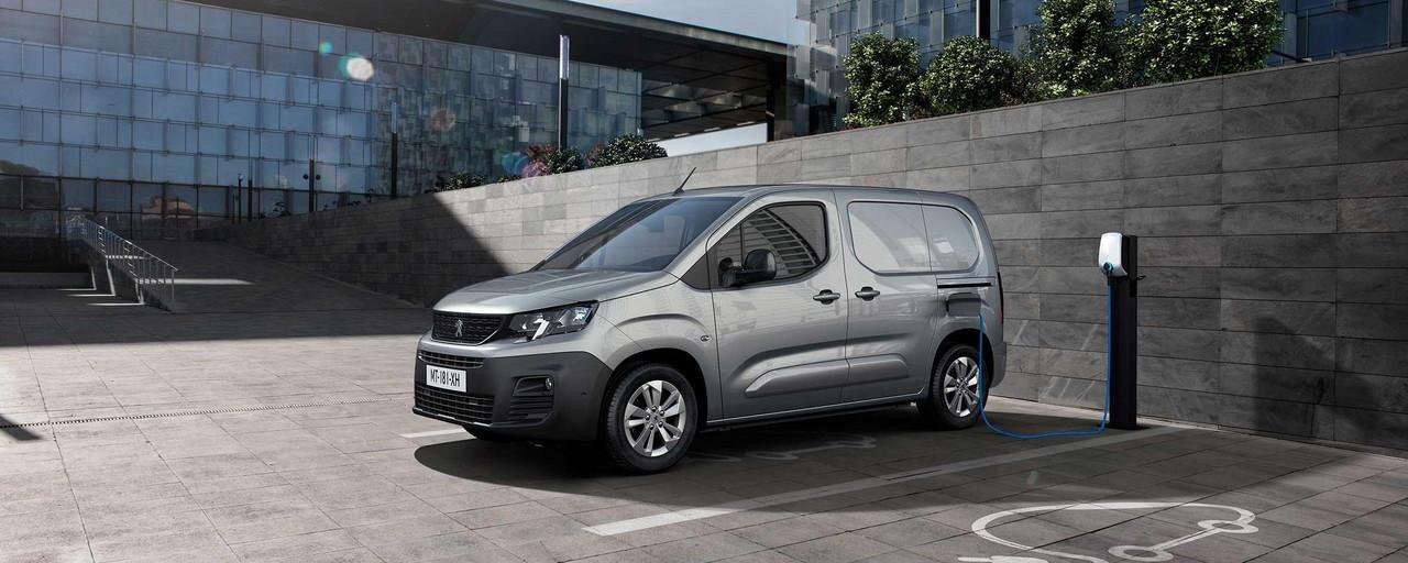 Nieuwe Peugeot e-Partner – De voordelen van een elektrische motor