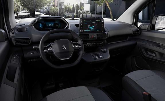 Nieuwe Peugeot e-Partner: een Cockpit in volle e-volutie