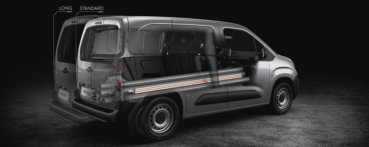 Nieuwe Peugeot e-Partner: 0 emissie, 0 compromissen